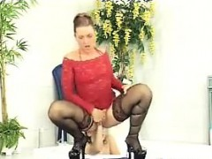 slut-wearing-stockings-gets-fisted