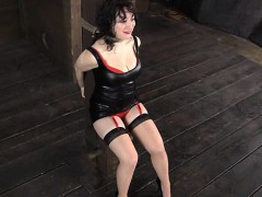 Cute Lass Waits For Lusty Torture