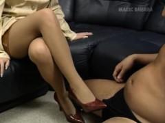 Busty Yuuko Imai Enjoys Cock On Cam