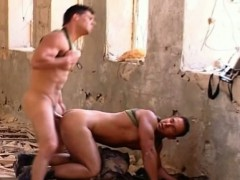Awesome Muscle Gay Military Hard Assfuck
