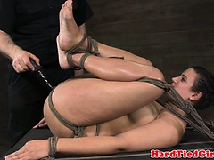 Tied Up Bdsm Penny Barber Rough Punish