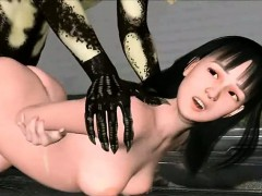 3d Animated Girl Get Banged By Predators