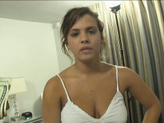 Cutie Teen Newbie Banged And Cum On Ass While Being Filmed