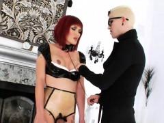 Transgirl Dani Bangs Eva Lins Anal Sex