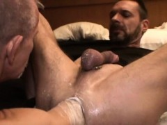 Gay Dude Gets His Tight Anus Fisted Part1