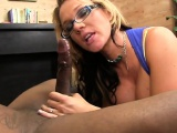 Horny daughter anal lecken