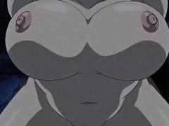 Horny fantasy, adventure anime movie with uncensored