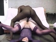 Asian Granny Fucked In The Ass By A Bbc