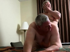 Fucked By A Big Daddy Trucker