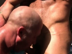 Bear Creampies Raw Ass