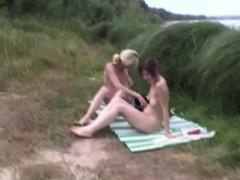 Swinger Couples Enjoying Being Naked