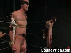 Extreme Gay Torture Gay Bondage Action Part5