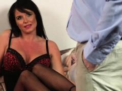 Mistress Embarrasses Dork
