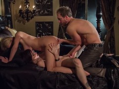 hairy-vagina-and-fucked-over-the-table
