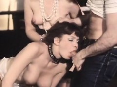 Desiree Cousteau Sexy BDSM Threesome
