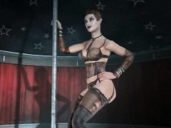 Metro Last Light Striptease 1