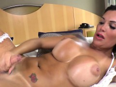 Lactating Tgirl Jizzes