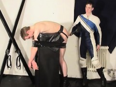 Straight Boys Getting Caning, Spanking