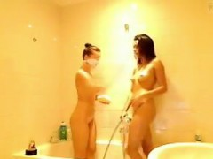 lesbians-in-the-living-room-and-bathroom