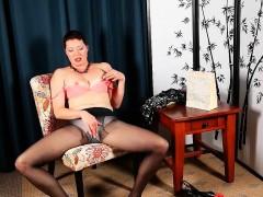 Mom's Sexual Appetite Peaks When She Wears Pantyhose