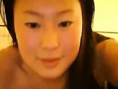 Naked Asian Cam Girl