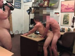 Gay Male Tube Pawn Shop Guy Ends Up With Anal Hookup Threeso