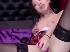 Asian Teen Anal Masturbate