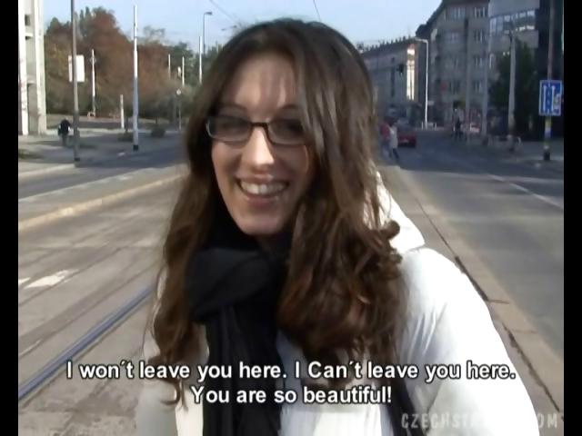 Czech Street Sex