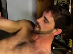Big Cock Deep Throat Gay Interracial David Likes His Men Man