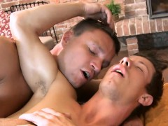 Gay Masseur Is Giving Stud A Wild Oral job Session