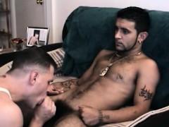 Amateur Straight Boy Franco Touches Cock