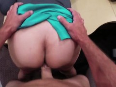 Hot Milf Wants To Sell A Card Collection Gets Fucked