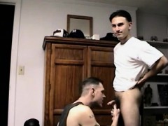 Staightbait Twink Sucked Off By Dilf Amateur