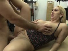 Busty Nina Needs Money And A Big Cock
