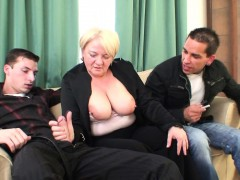 Видео эротика бабуся #9