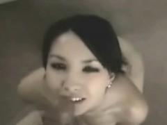 Asian Teen Gf Gets A Monster Facial!