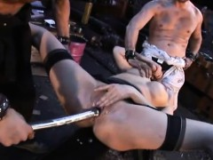 Office Slut Bangs Two Well hung Workers