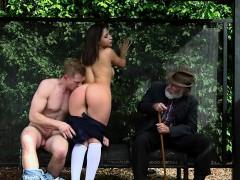 Порно с сабалами