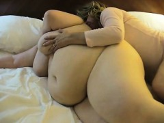Horny Bbw Teased And Fingered By A Woman