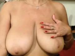 Big Titty Milf On Webcam