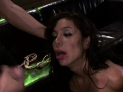 Fetishnetwork Lola Love Tied Arms Bdsm