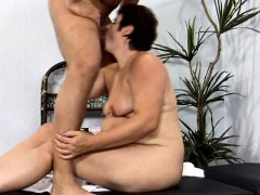 Chubby Brunette Wife Laura Does Everything To Her Lover's Hard Prick