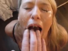 Deanna German Whore Daynia Gets Cumshot