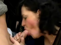 My moms first anal car sex Suzette Porn Video