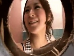 Oriental Beauty Confesses Her Love For Cock And Semen At Th