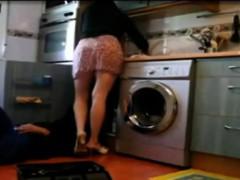 wife-teasing-the-plumber