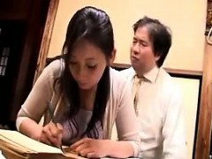 Lustful Asian Wife With Big Tits Has A Fiery Slit Yearning