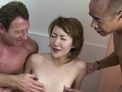 Delicious Japanese Slut Has Her Cunt Drilled