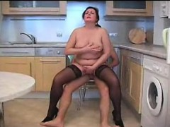 Wife Fucked In The Kitchen Michaele