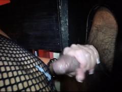 Mum Getting Cummed On At Glory Hol Afton